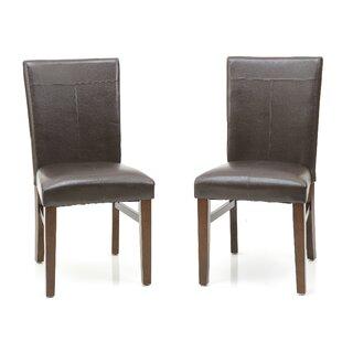 Whisenhunt Upholstered Dining Chair (Set ..