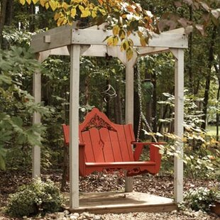 Veranda Porch Swing by Uwharrie Chair Fresh