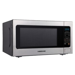 24 2.2 cu.ft. Countertop Microwave with Sensor Cooking by Farberware