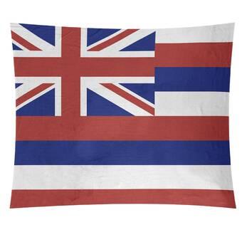 Winston Porter Enrik Idaho Flag Tapestry Wayfair