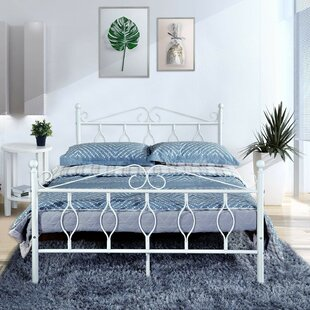 Elliot Bed Frame By Blue Elephant
