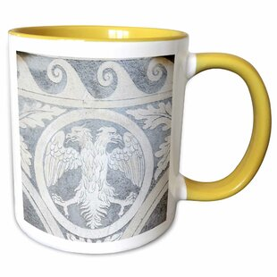 Horstman Slovenia, Ljubljana, City Hall, Austrian Coat of Arms on Wall Coffee Mug