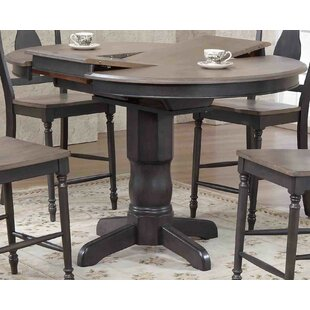 Iconic Furniture Round Counter Height Pub Table