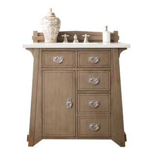 Pasadena 34 Single Bathroom Vanity Base by James Martin Furniture