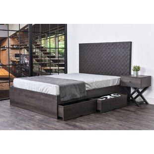 Comparison Paris Weave Storage Panel Bed by Union Rustic Reviews (2019) & Buyer's Guide