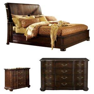 Belmont Sleigh Configurable Bedroom Set