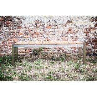 Rothstein Teak Bench By Sol 72 Outdoor