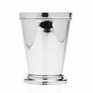 Cashwell 3 oz. Stainless Steel Julep Glass