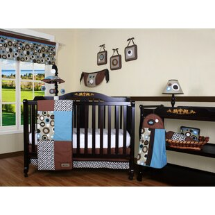 Coupon Fonville Patchwork 13 Piece Crib Bedding Set By Zoomie Kids