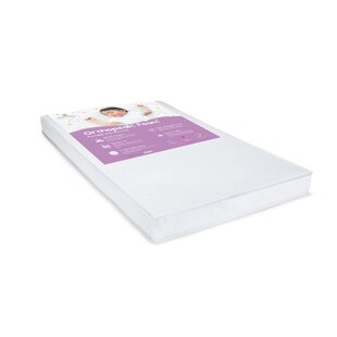 Big Oshi 2-Stage Mini Crib Mattress