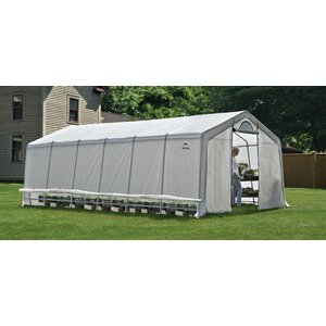 GrowIT 12 Ft. W x 24 Ft. D Greenhouse
