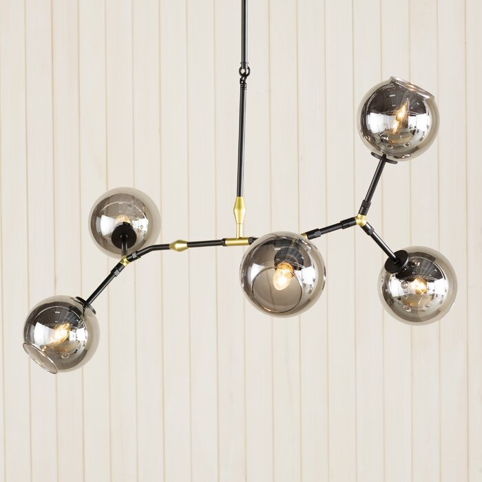sputnik chandelier housen fixture com modern solutions lights metal ceiling light pendant dp listed amazon lighting ul golden