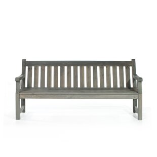 Lexi Wooden Bench By Sol 72 Outdoor