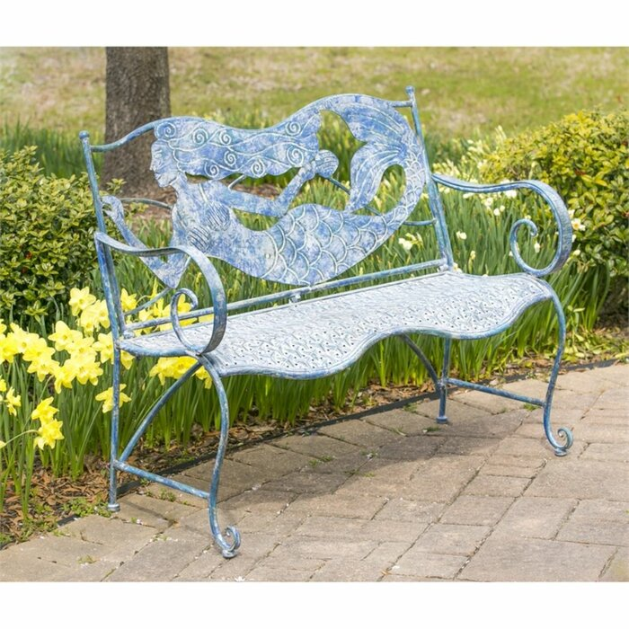Admirable Mermaid Bench Garden Park Bench Gmtry Best Dining Table And Chair Ideas Images Gmtryco
