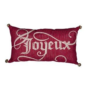 Armetta Christmas Lumber Pillow