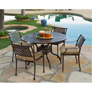 Art Frame Direct Sierre 5 Piece Dining Set