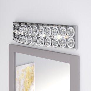 Willa Arlo Interiors Blucher 3-Light Bath Bar