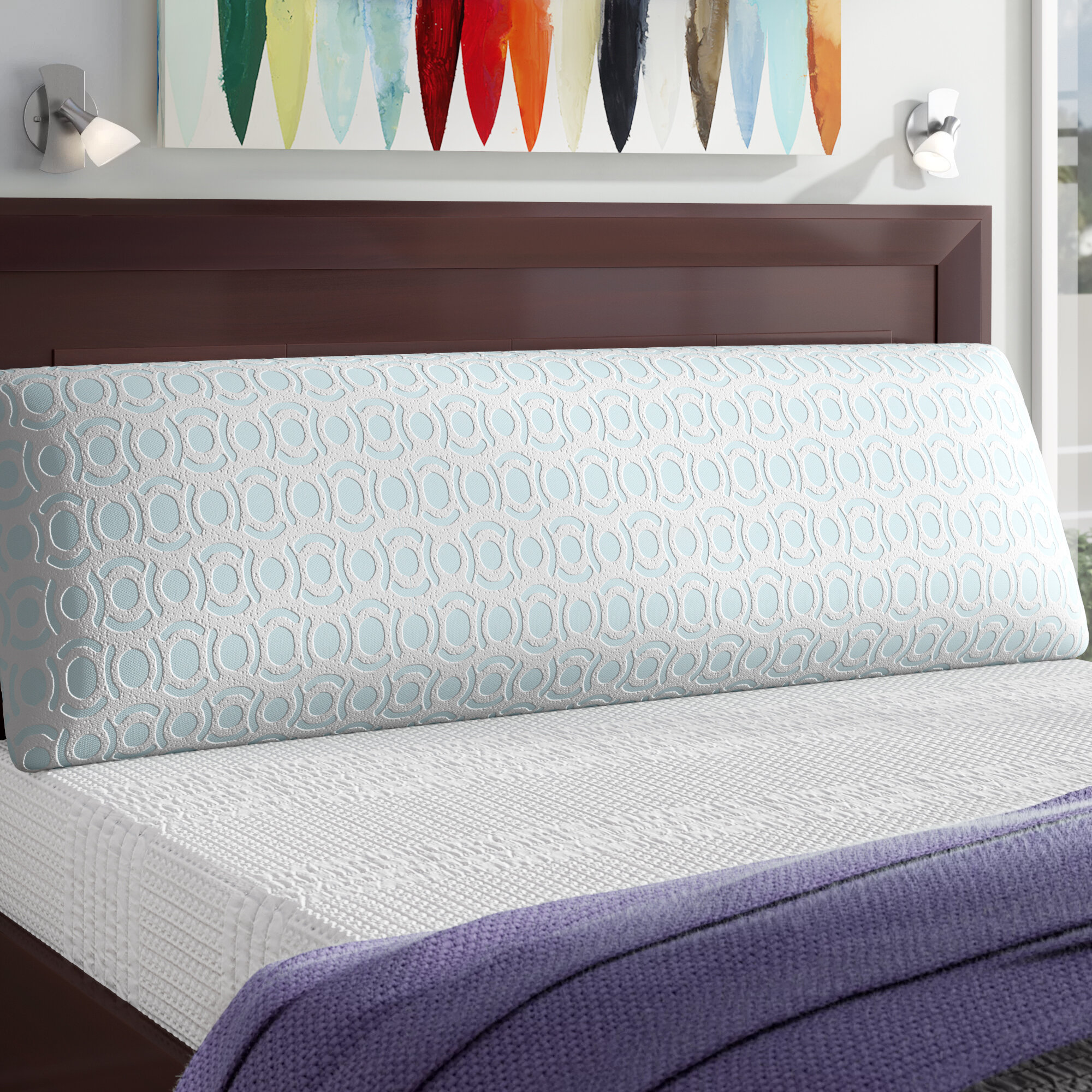 Arsuite Big And Soft Over Filled Extra Long Medium Memory Foam