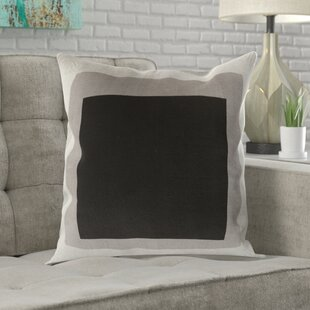 Vasquez 100% Cotton Throw Pillow Cover