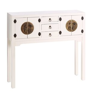 Haitham Console Table By World Menagerie