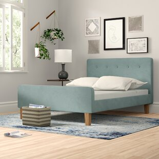 Neal Upholstered Bed Frame By Zipcode Design