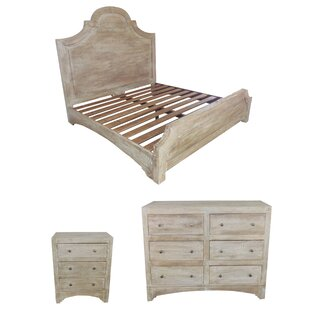 Nicholls Panel Configurable Bedroom Set