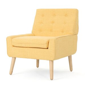 Vanleuven Fabric Club Chair by George Oliver