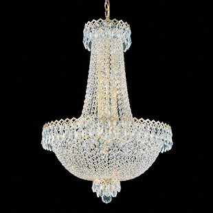 Schonbek Camelot 12-Light Chandelier
