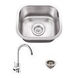 bar sink and faucet wayfair