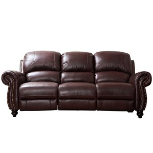 Kahle Leather Reclining So..