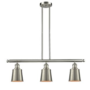 Brayden Studio Carn 3-Light Kitchen Island Pendant
