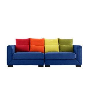 Catargiu Convertible Sofa Ebern Designs