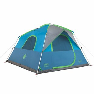 Vargo Coleman Instant Signal Mountain 6 Person Tent