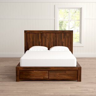 Aiyana Storage Platform Bed