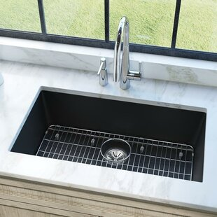 Black Stainless Kitchen Sink | Wayfair