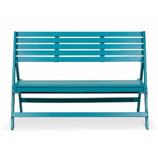 Doak Wooden Bench By Sol 72 Outdoor