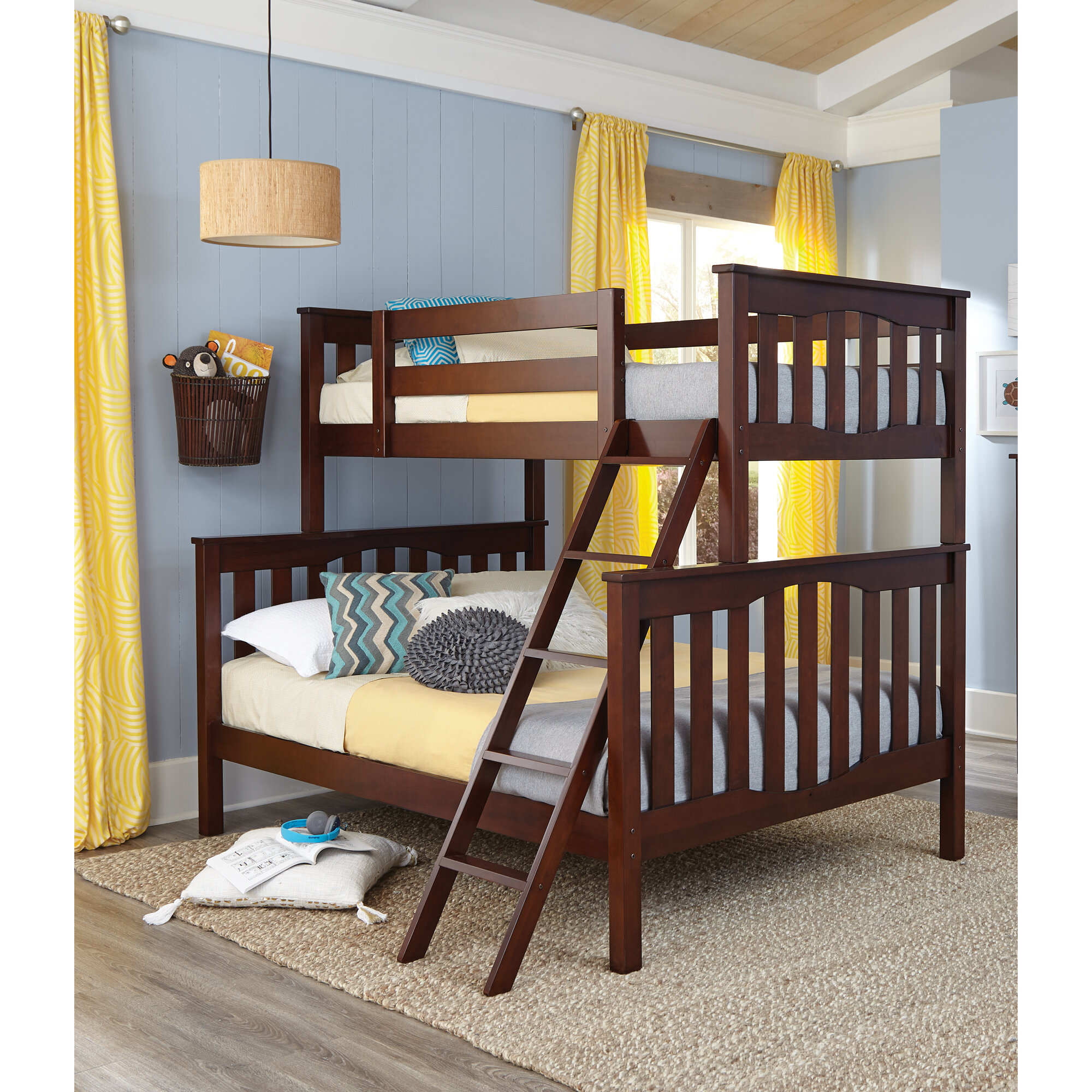 Epoch Design Seneca Twin Over Full Bunk Bed Wayfair
