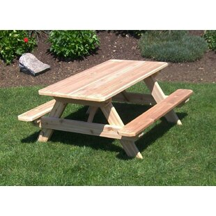 Affordable Runkle Kids Picnic Table By Loon Peak