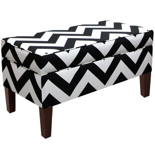 Ivy Bronx Rhian Upholstered Storage Bench