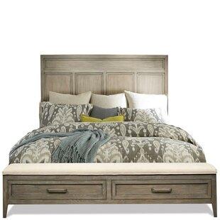 Malt Storage Panel Bed by Three Posts