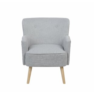 Vernita Armchair and Ottoman by Brayden Studio