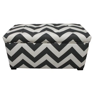 Candace Storage Ottoman by Sol..