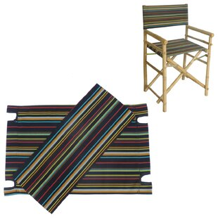 Bay Isle Home Rizokarpaso Canvas for Bamboo Director Chair