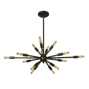 Simone 16-Light Cluster Pendant