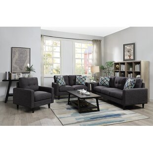 Online Reviews Lanny Configurable Living Room Set by Ivy Bronx Reviews (2019) & Buyer's Guide