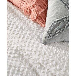 Val Dot Fringe Comforter S..