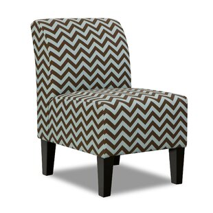 Blithe Armless Chair  by Simmons Upholstery by Ebern Designs