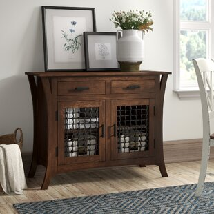 Bartouille 2 Door Accent Cabinet by Laurel Foundry Modern Farmhouse