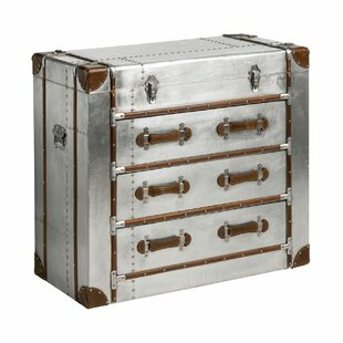 Marcellus 3 Drawer Chest By Williston Forge