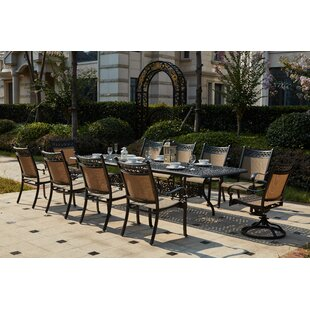 Darby Home Co Wabon 11 Piece Dining Set